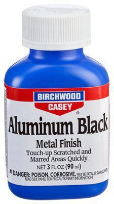 Birchwood Casey Aluminum Black Metal Finish?>