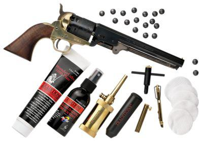 Traditions 1851 Colt Navy Revolver with Redi-Pak?>