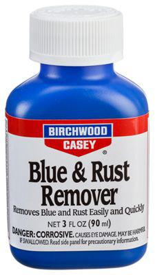 Birchwood Casey Blue and Rust Remover?>