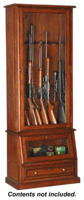 American Furniture Classics 12-Gun Slanted Base Cabinet?>