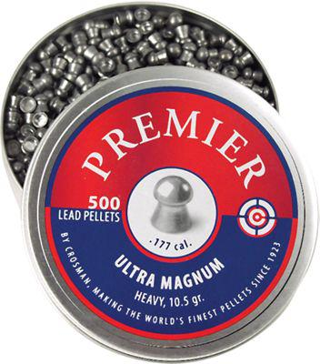 Crosman Premier Ultra Magnum .177 Caliber Pellets - 500 Count?>