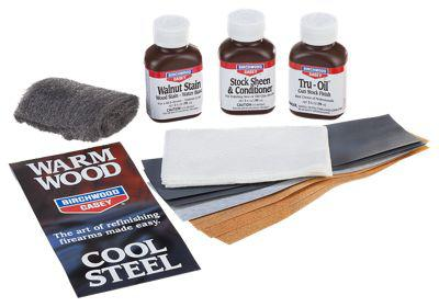 Birchwood Casey Tru-Oil Gun Stock Finish Kit?>