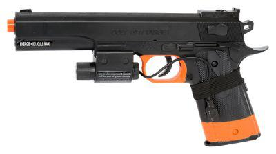 Colt 1911 Spring-Powered Airsoft Pistol?>