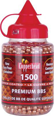 Crosman Copperhead Coated BBs - 1500 BBs?>