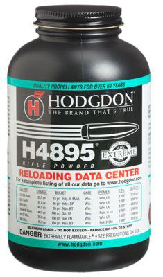 Hodgdon H4895 Rifle Powders?>