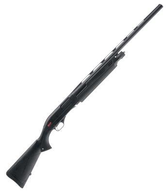 Winchester SXP Turkey Pump-Action Shotgun with Black Synthetic Stock - 6 lbs. 10 oz.?>