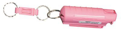 Sabre Red NBCF PINK Quick Release Key Ring Pepper Spray?>