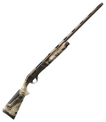 New! Benelli Super Black Eagle 3 Semi-Auto Shotgun with GORE OPTIFADE Concealment Waterfowl Marsh and Cerakote Finish?>