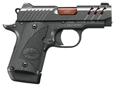 Kimber Micro 9 ESV Semi-Auto Pistol with Gray Finish?>