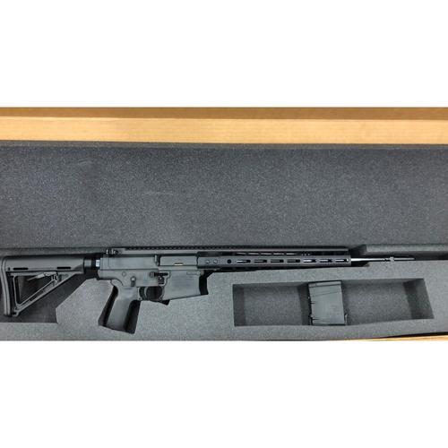 "Black Creek Labs BCL 102 MK7 Semi-Auto Rifle, 308 Win, 18.6"" Barrel, Black MK308BA?>"