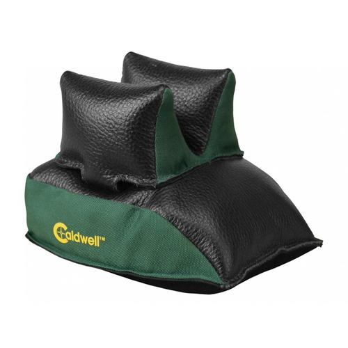 Caldwell Universal Deluxe Rear Shooting Rest Bag Nylon and Leather Filled 598458?>