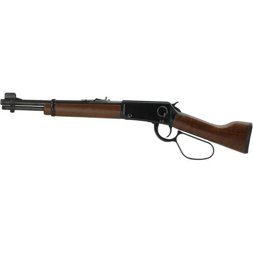"Henry Mare's Leg Lever Action Rifle .22LR 12.875"" Barrel 10 Large Loop Rounds Adjustable Rear Sight Walnut Stock Blued H001ML?>"