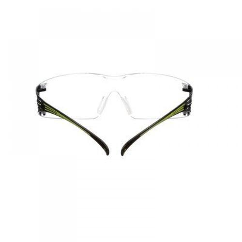3M SecureFit Protective Eyewear, Clear Anti-Fog Lens, SF401AF-CA?>