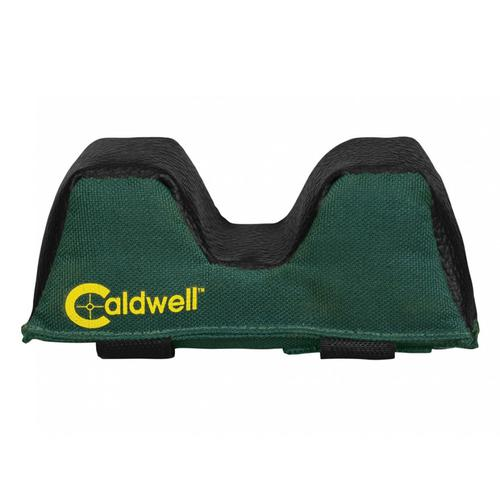 Caldwell Universal Deluxe Sporter Forend Front Shooting Rest Bag Narrow Nylon and Leather Filled 108325?>