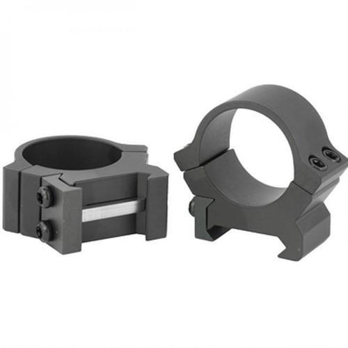 "Leupold PRW2 Permanent Weaver/Picatinny Style Scope Rings 1"" Tube High Height Machined Steel Matte Black 174082?>"