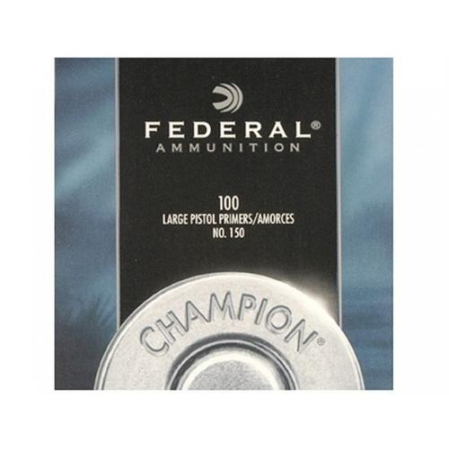 Federal Large Pistol Primers #150 - 1 Box, 100 Primers?>