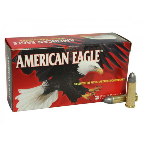 Federal American Eagle Ammunition .38 Special, 158 Grain, Lead Round Nose, AE38B - Box of 50?>
