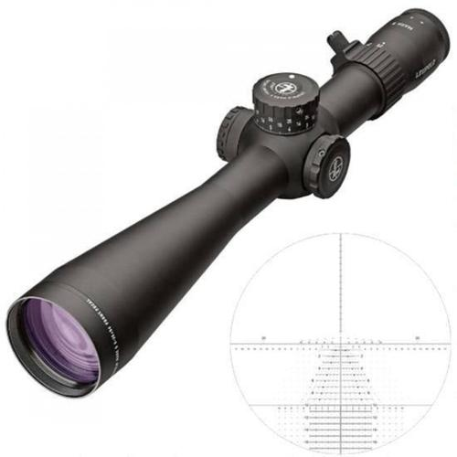 Leupold Mark 5HD 5-25x56 Rifle Scope Tremor 3 Non-Illuminated Reticle 35mm Tube 1/10 Mil Adjustments Side Focus Parallax First Focal Plane Matte Black Finish 171775?>