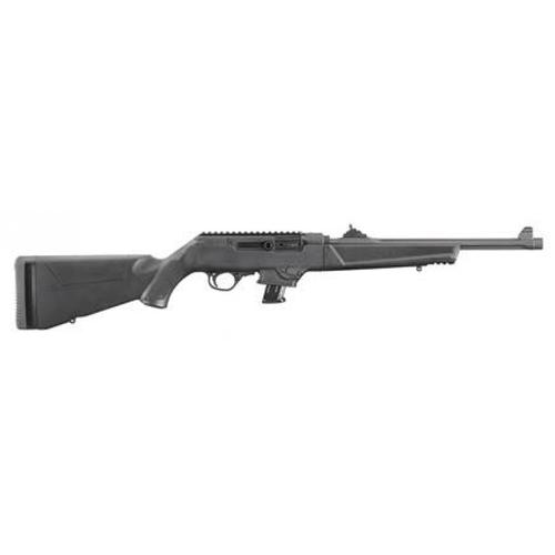 "Ruger PC Carbine Semi-Auto Rifle, 9mm, 10 Rounds, 18.6"" Barrel, 19103?>"