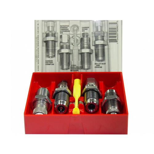Lee Deluxe Carbide 4-Die Set 40 S&W, 10mm Auto?>