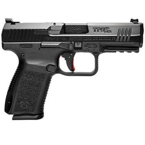 "Century Arms Canik TP9SF Elite Semi-Auto Pistol, 9mm, 4.19"" Barrel 10 Round Black Polymer Frame Black Slide Finish HG4190-N?>"