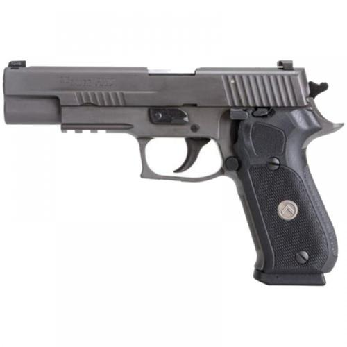 "Sig Sauer P220 Legion Full Size Semi-Auto Pistol 10mm Auto 5"" Barrel 8 Rounds 220R5-10-LEGION?>"