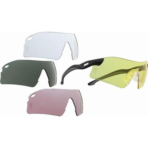 Browning Shooting Glasses, All Purpose, 4 Interchangeable Lenses 12765?>