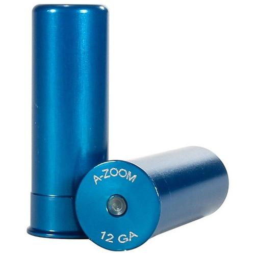 A-Zoom 12 Gauge Snap Caps Aluminum 12311 - Pack of 5?>