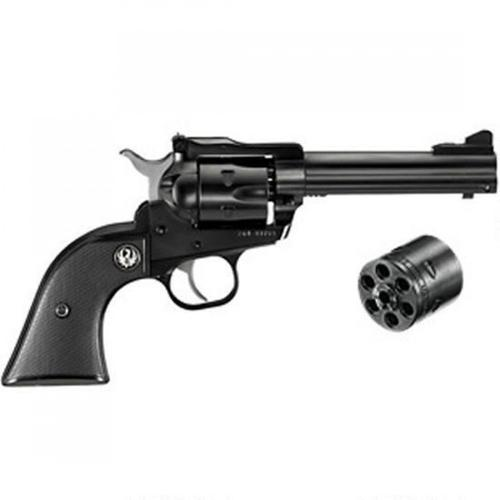 "Ruger New Model Single Six Convertible Single Action Revolver, 22 LR/22 WMR, 4.62"" Barrel, 6 Rounds, 0623?>"