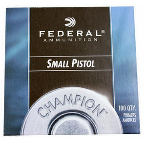 Federal Small Pistol Primers #100 - 1 Box, 100 Primers?>