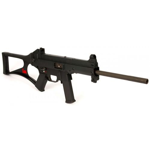 "Heckler & Koch USC Carbine Semi-Auto Rifle, .45 ACP, 16"" Barrel, 5 Round, Black, 2275590377, Restricted?>"