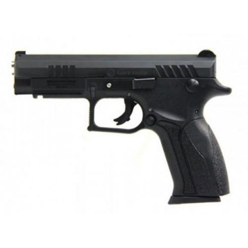 "Grand Power Q100 Semi-Auto Pistol, 9mm, 4.25"" Barrel, 10 Rounds?>"