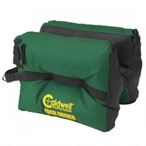 Caldwell TackDriver Shooting Rest Bag Nylon Green Filled 569230?>