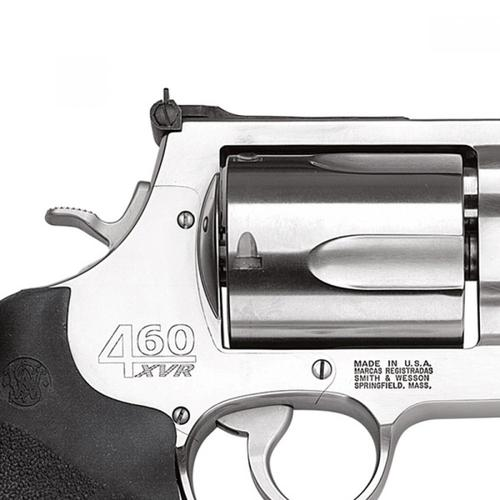 "Smith & Wesson 460XVR Stainless Steel, 8.38"" Barrel .460 S&W Magnum, 163460?>"