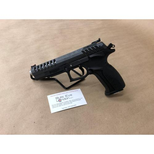 "Grand Power X-Calibur Match CO Semi-Auto Pistol, 9mm, 5"" Barrel, 10 Rounds, Optic Ready?>"