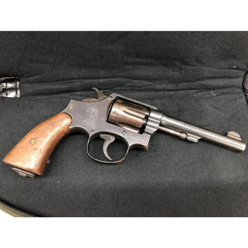 S&W 1905 Revolver Police 38 S&W Collector SW1905 1?>