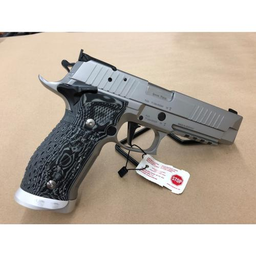 "SIG Sauer P226 X-Five Super Match Semi-Auto Pistol, 9mm, 5"" Barrel, 10 Round, ONX115?>"