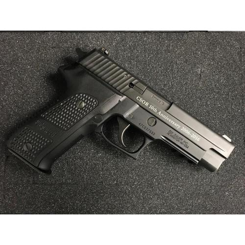 Sig Sauer P226R 10th Anniversary CSOR (Canadian Special Operations Regiment) Semi-Auto Pistol, 9mm, Limited Edition?>