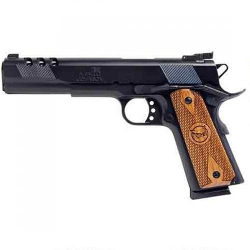 "Iver Johnson Eagle XL Ported 1911A1 Full Size Semi Auto Pistol 45 ACP 6"" Barrel?>"