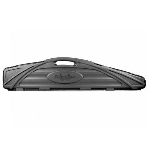 "Flambeau Safe Shot Economy Scoped Rifle Gun Case 53"" Polymer Black, 6470SE?>"