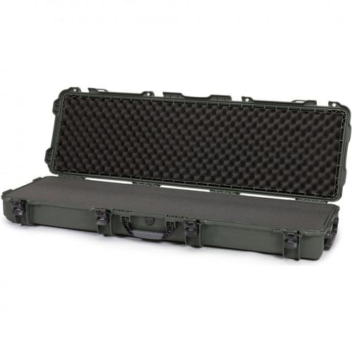Nanuk 995 Waterproof Professional Gun Case with Foam for Rifle, Olive, Long 995-1006?>