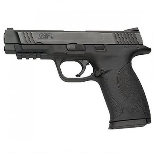 "Smith & Wesson M&P45 Semi Auto Pistol, .45 ACP, 4.5"" Barrel, 10 Round, Thumb Safety, Black Finish, 109106?>"