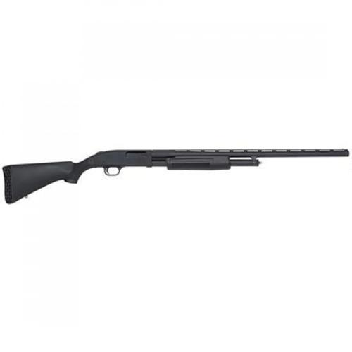 "Mossberg 500 FLEX Pump Action Shotgun, 12 Gauge, 28"" Barrel, Synthetic Stock, 50121?>"