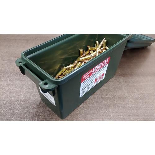BULK AMMO & STORAGE COMBO: Winchester USA Ammunition 223 Rem. 55 Grain FMJ USA223LK - 250 Rounds & MTM Ammo Storage Can?>