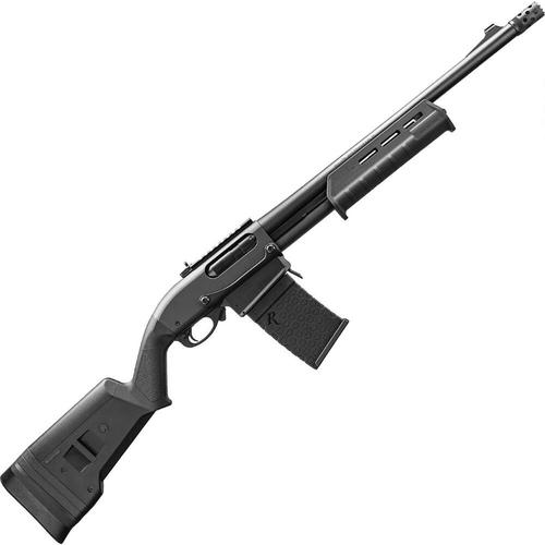"Remington 870 DM Magpul Pump Action Shotgun 12 Gauge 6 Rounds 18.5"" Barrel Magpul SGA Stock/Forend 81352?>"