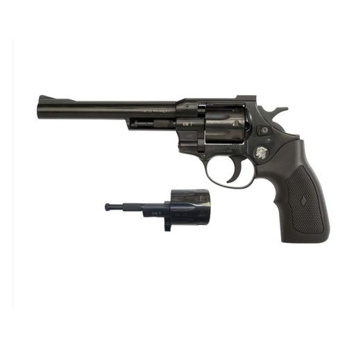 "Arminius HW7 Duo Double Action Revolver, 22LR + 22WMR, 6"" Barrel,  Black 50.70600D-00?>"