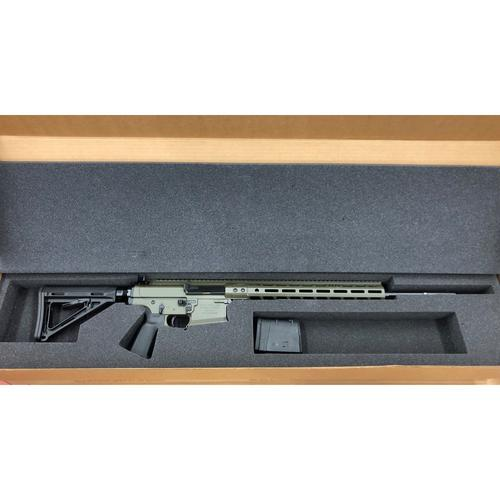 "Black Creek Labs BCL 102 MK7 Semi-Auto Rifle, 308 Win, 18.6"" Barrel, OD Green MK308ODG?>"