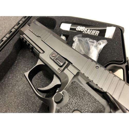 "Sig Sauer P226 X-Five SO (Special Ops) Semi-Auto Pistol, 9mm, SAO, Black, 5"" Barrel, 10 Rounds, SIGGONX125?>"