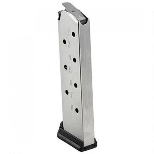 Ruger SR1911 Magazine 45 ACP 8 Rounds Stainless Steel 90365?>