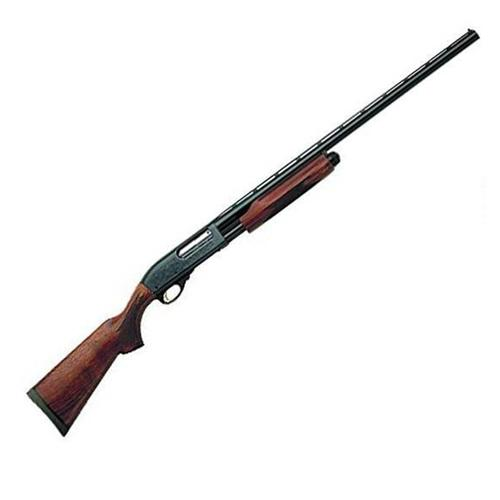 "Remington 870 Wingmaster Lightweight Pump Action Shotgun 20 Gauge 28"" Vent Rib Barrel 3"" Chamber Walnut Stock 26947?>"